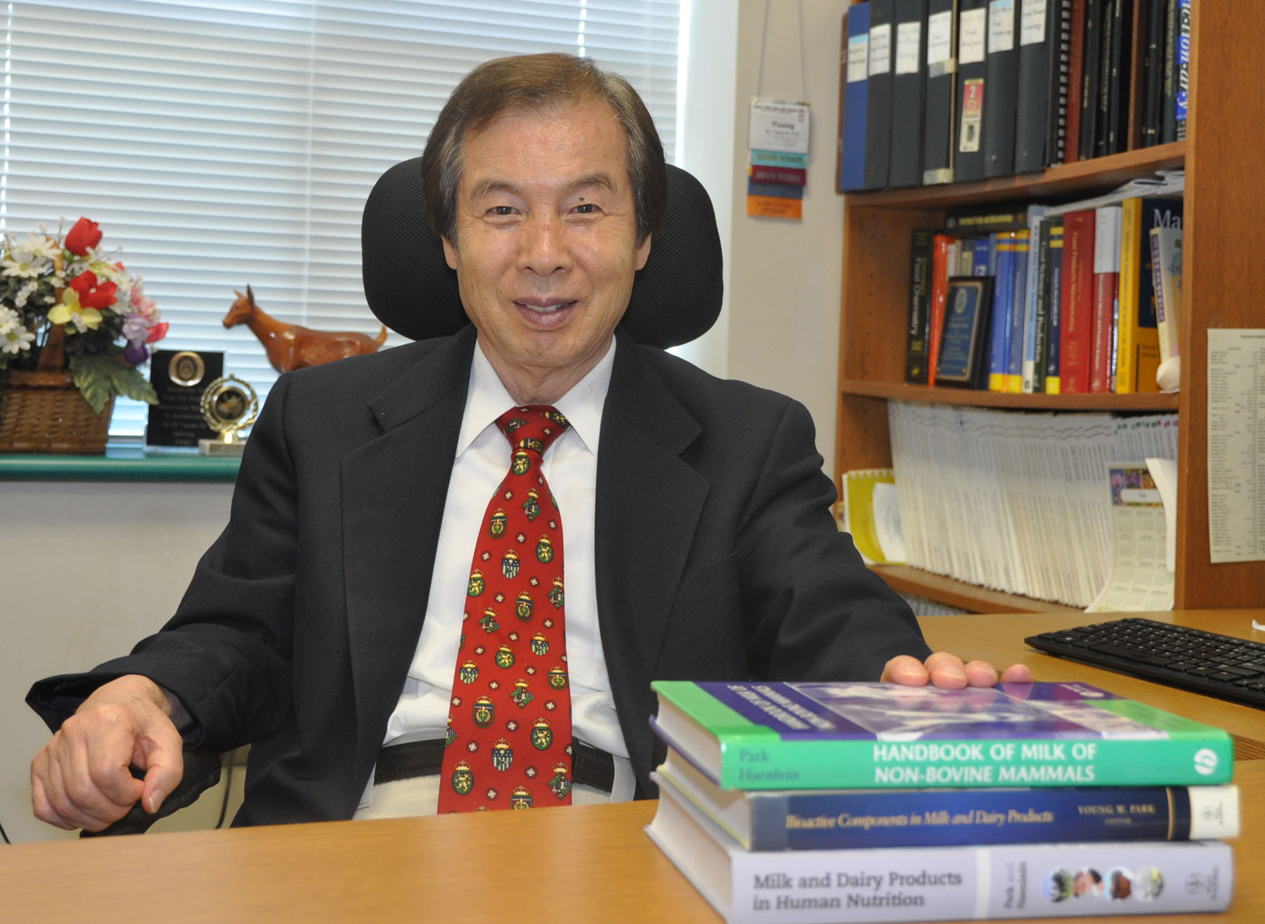 FVSU professor oversees international journal