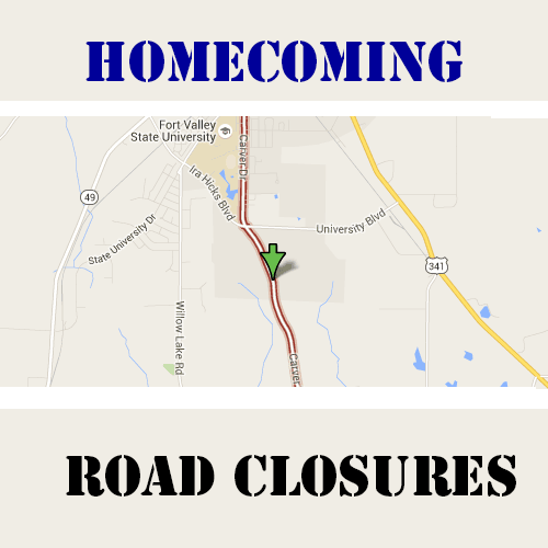 FVSU Campus Police and Safety releases traffic advisory for Homecoming 2015