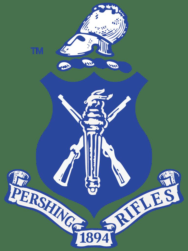 Pershing Rifles patch