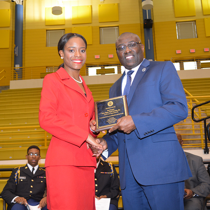 FVSU honors students at 65th Annual Honors Convocation