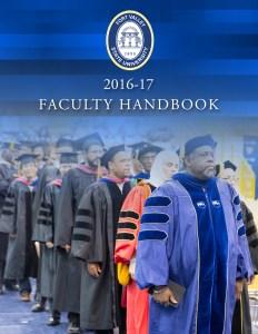 FVSU Faculty Staff Handbook Cover