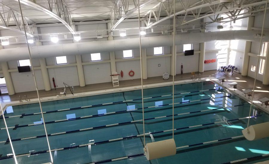 HPE Aquatics Center
