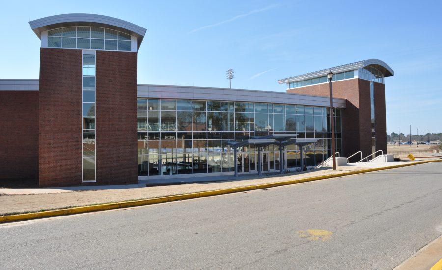Student Amenities Building