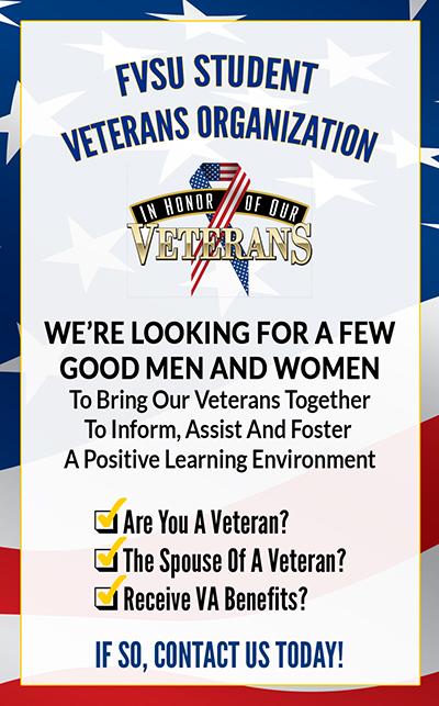 Student Veteran Organization