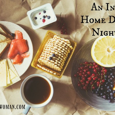 An In-Home Date Night…