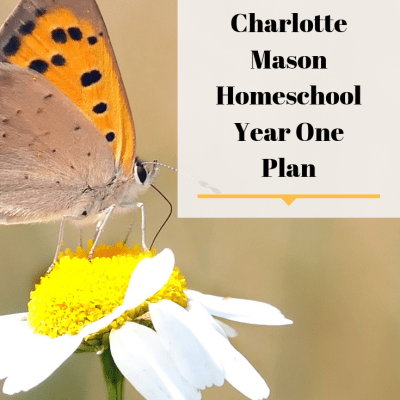 Our Charlotte Mason Homeschool Year One Plan