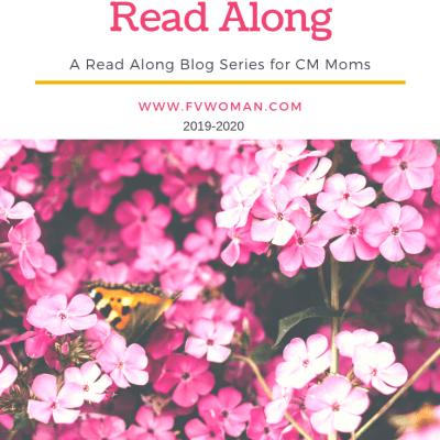 Charlotte Mason Home Education Read Along A read along blog series for homeschool moms