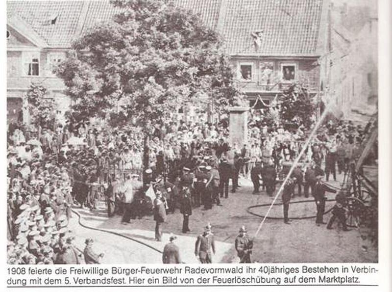 Verbandsfest zum 40 jährigen Jubiläum