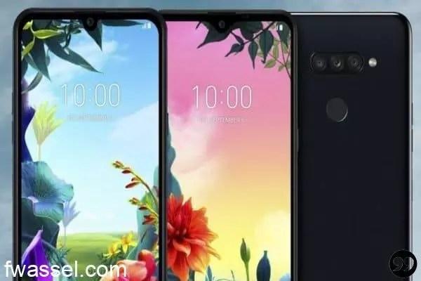 سعر ومواصفات هاتف LG K40S