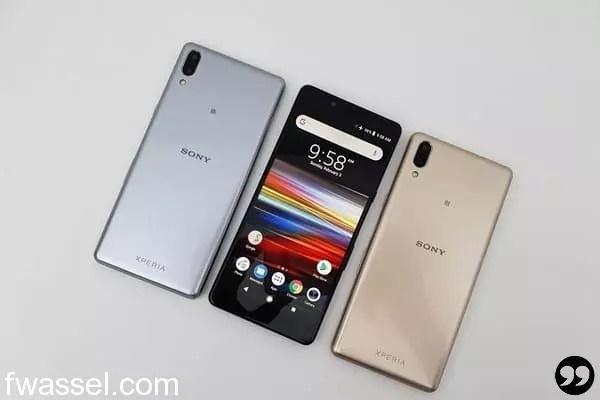 هاتف Sony Xperia L3