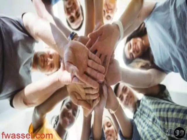 الشباب وأهميته ودوره في بناء المجتمع