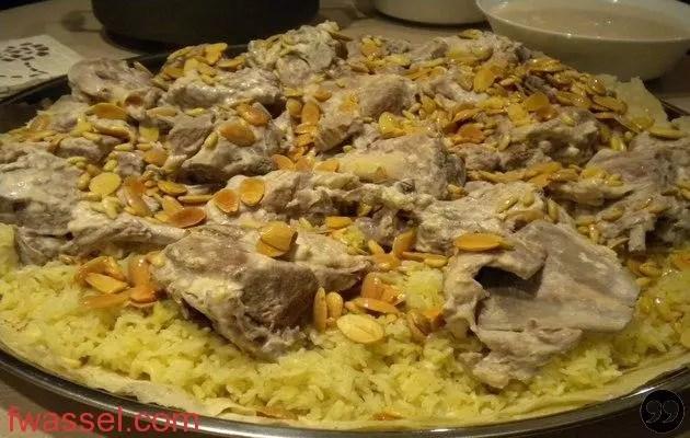 الأكلات الشعبية في البلاد العربية فواصل