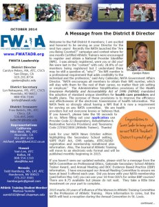 article_newsletter_fall 2014