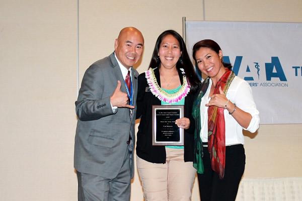 HATA Special Service Award-Lyn Nakagawa