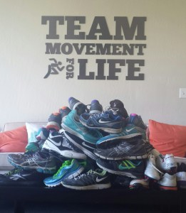 TM4L shoe drive photo