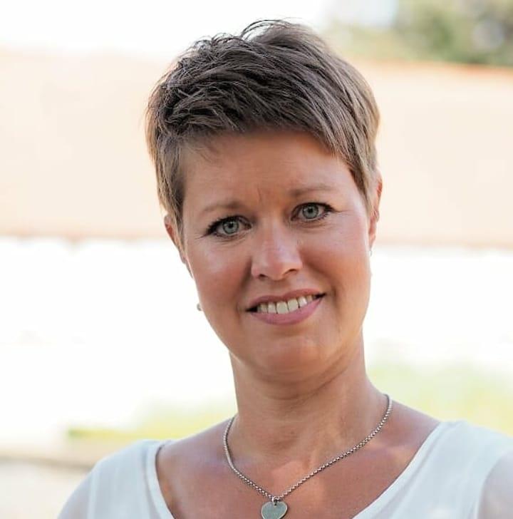 Astrid Lagers, FWB-Kandidatin Alfen Borchen