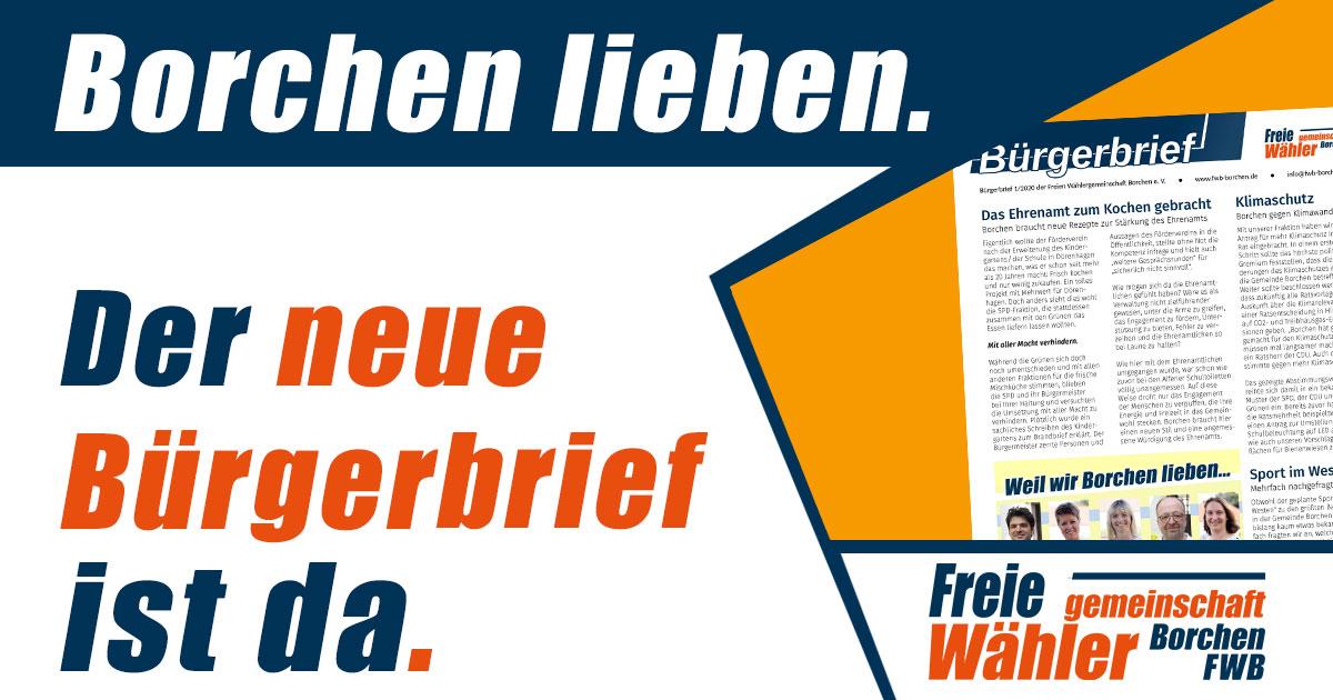 Link Download Bürgerbrief
