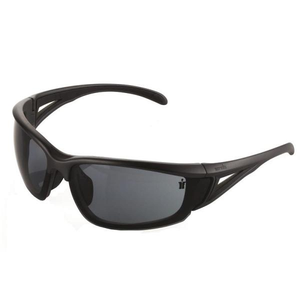 Scruffs Hawk Safety Spectacle Gun Metal Frame Tinted