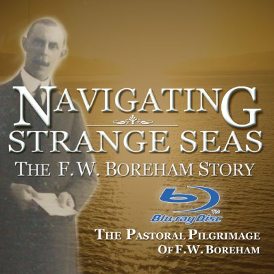 NAVIGATING STRANGE SEAS, Documentary of Dr.F.W. Boreham's Pastoral Pilgrimage
