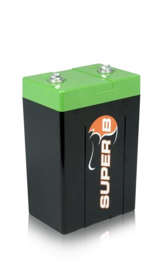 Super B Lithium batteries SB12V19E-EC