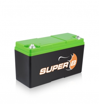 Super B Lithium batteries SB12V32E-SC