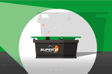 Super B Epsilon SB12V1200Wh-M