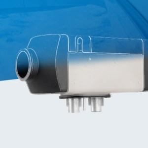 Riscaldatori nautica ad acqua Ait Top Webasto - Soluzioni di riscaldamento ad aria (marine heating air heater product)