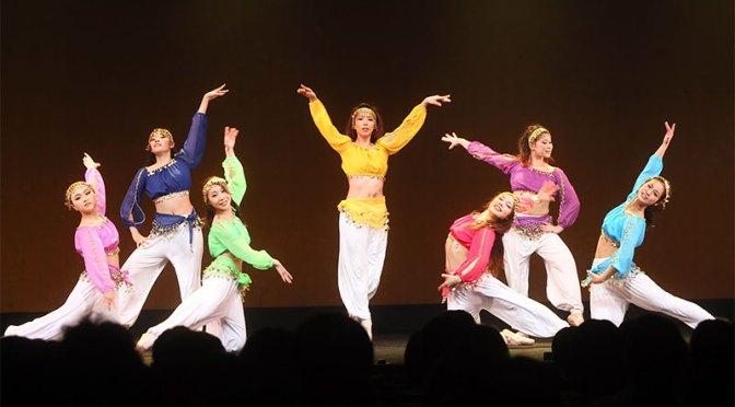 Balletクラスの公演
