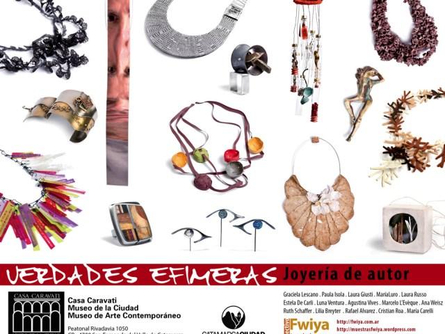 Verdades Efímeras en Catamarca!!!