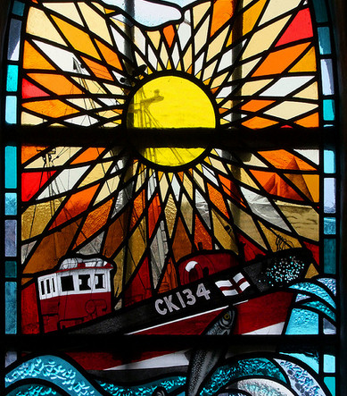 Fishermans Window -detail