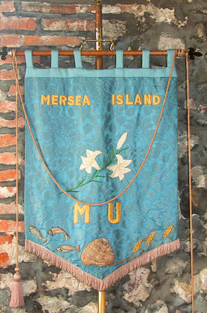 Mothers' Union Banner