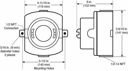 Pressure Switch Hazardous Push Button Switch Wiring