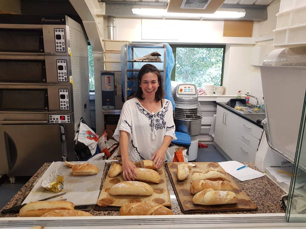 french, French bread, a history.