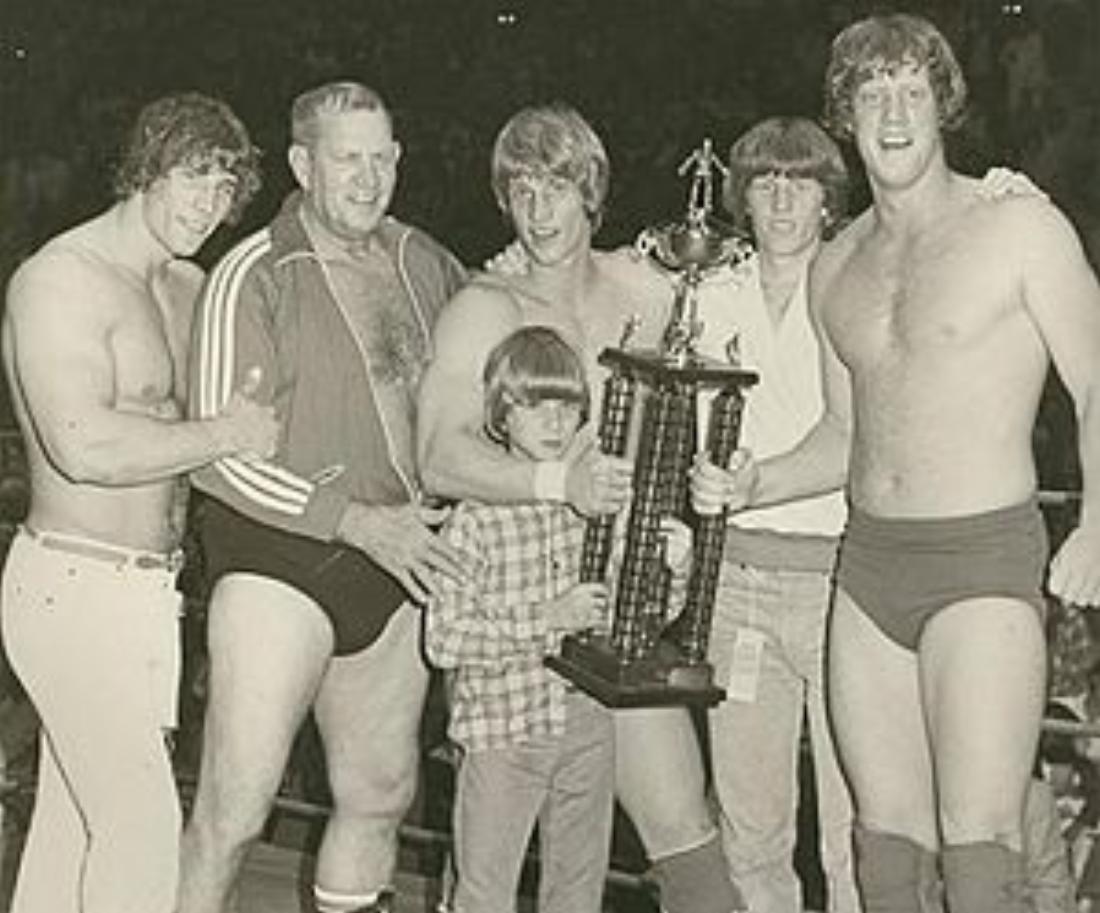 Von Erichs Back In The Wrestling Ring  Fort Worth Weekly