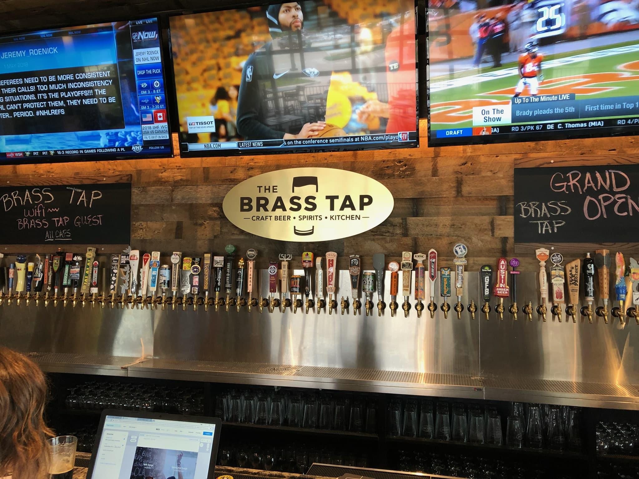 On Tap in Fort Worth Opening the Taps in Roanoke  Fort