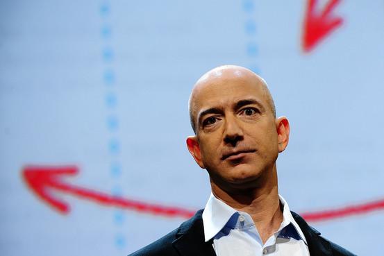 アマゾンの創始者ジェフ・ベゾス氏
