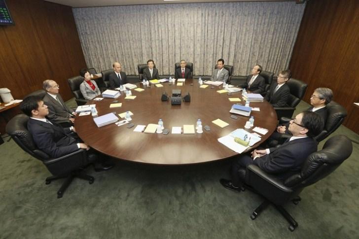 金融政策決定会合