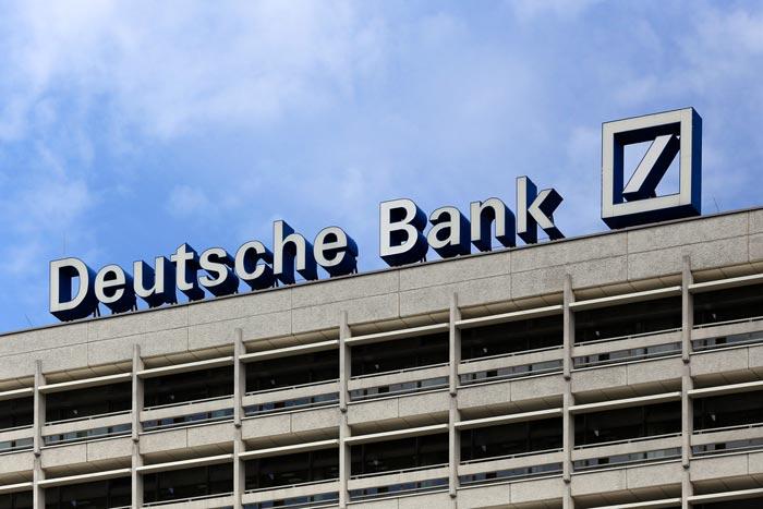 Deutsche Bank破綻危機