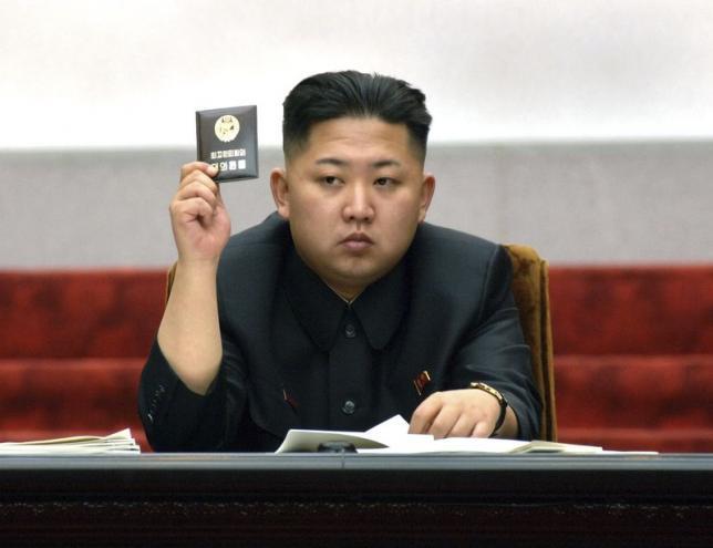 北朝鮮のデブ
