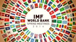 IMF「なんか株価と実体経済が乖離してないか?急落しそうで怖いんだが。」