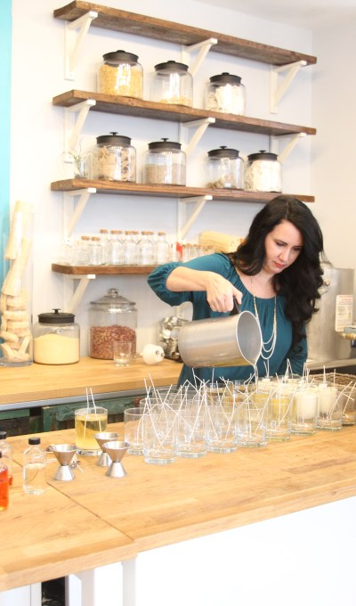 Candle Making with Ladyburg – Part 3