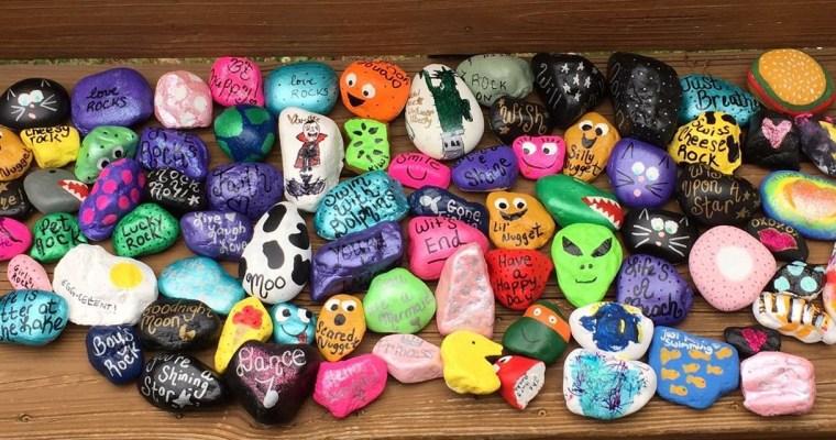 Rocks In the 'Burg