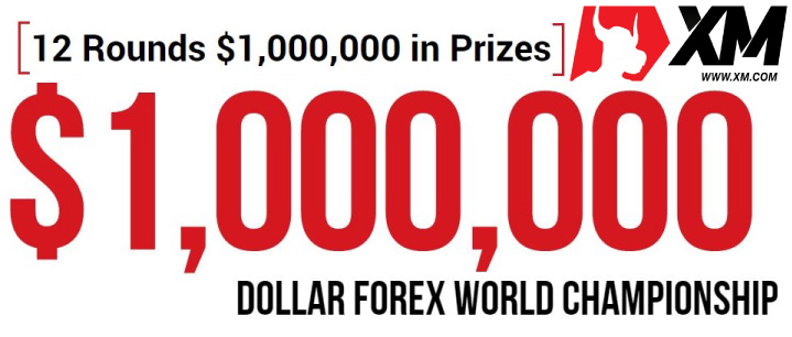 "FX Demo Trading Contest with the prize of ""1 Million USD"""
