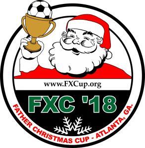 Father Christmas Cup Logo 2018