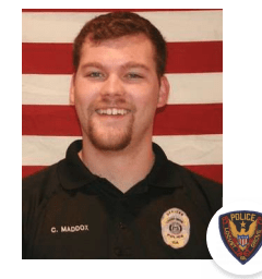 Locust Grove Police Officer, Chase Lee Maddox