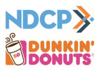 NDCP Dunkin Donuts Logo