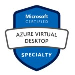 [MCP] AZ140 Azure Virtual Desktop Specialty 合格