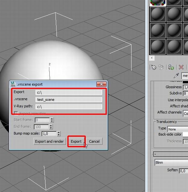How to convert 3d Studio Max V-ray materials to Maya V-ray materials