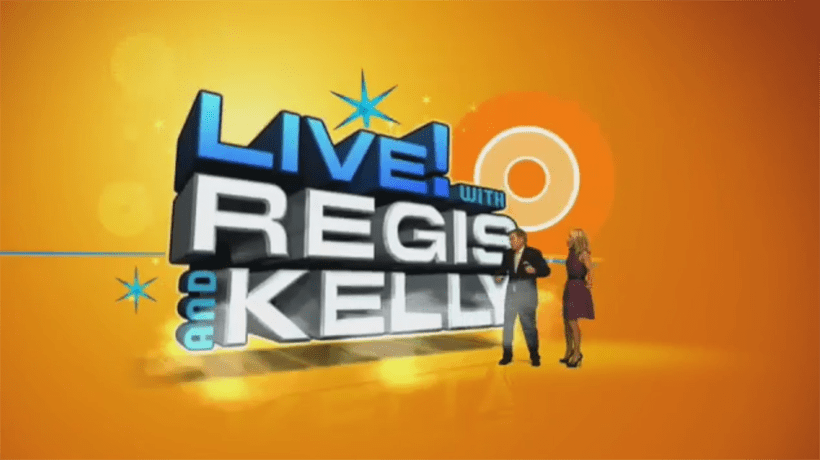 Regis and Kelly