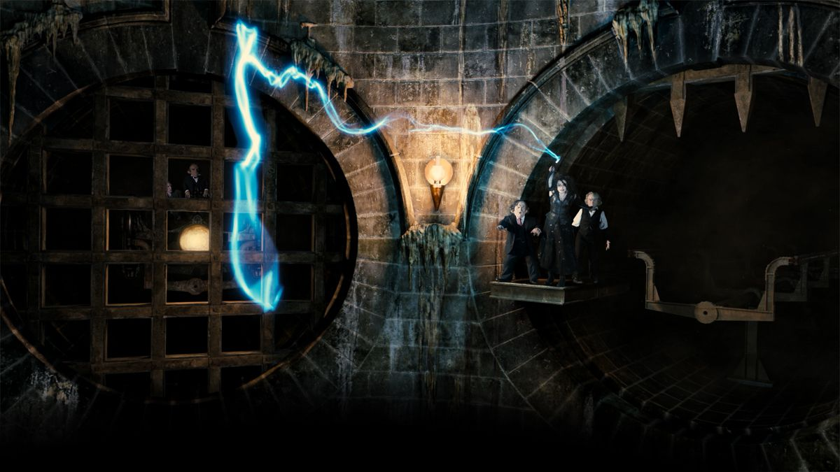 Innovation and immersion Escape from Gringotts  fxguide